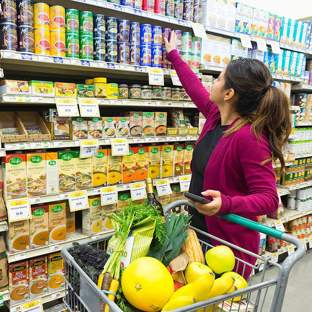 Should You Stick to Fresh Produce, or Are Canned Foods Just As Good for You?