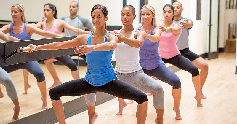 Is the Barre Tuck Actually Bad for You?