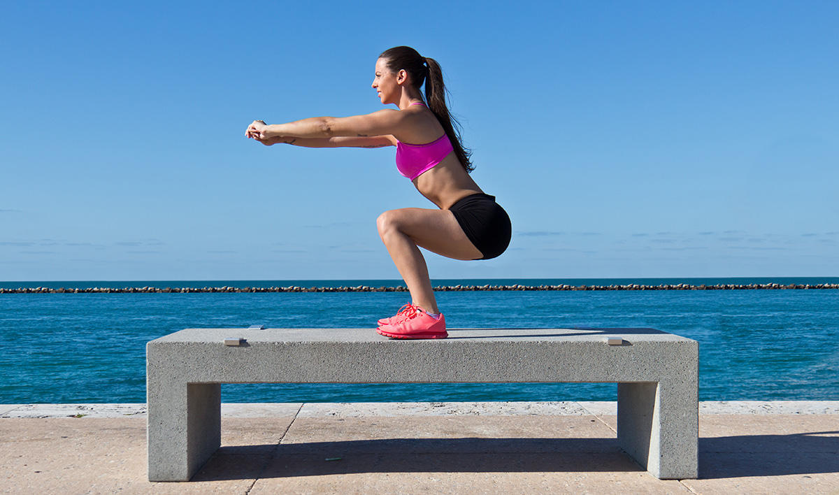 Boost Yout Heart Rate and Calorie Burn In Only 4 Moves