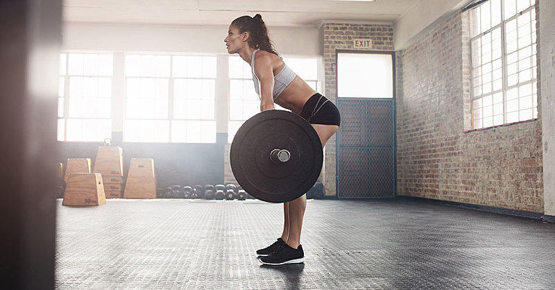 Why You ~ Won't ~ Get Bulky If You Lift Weights
