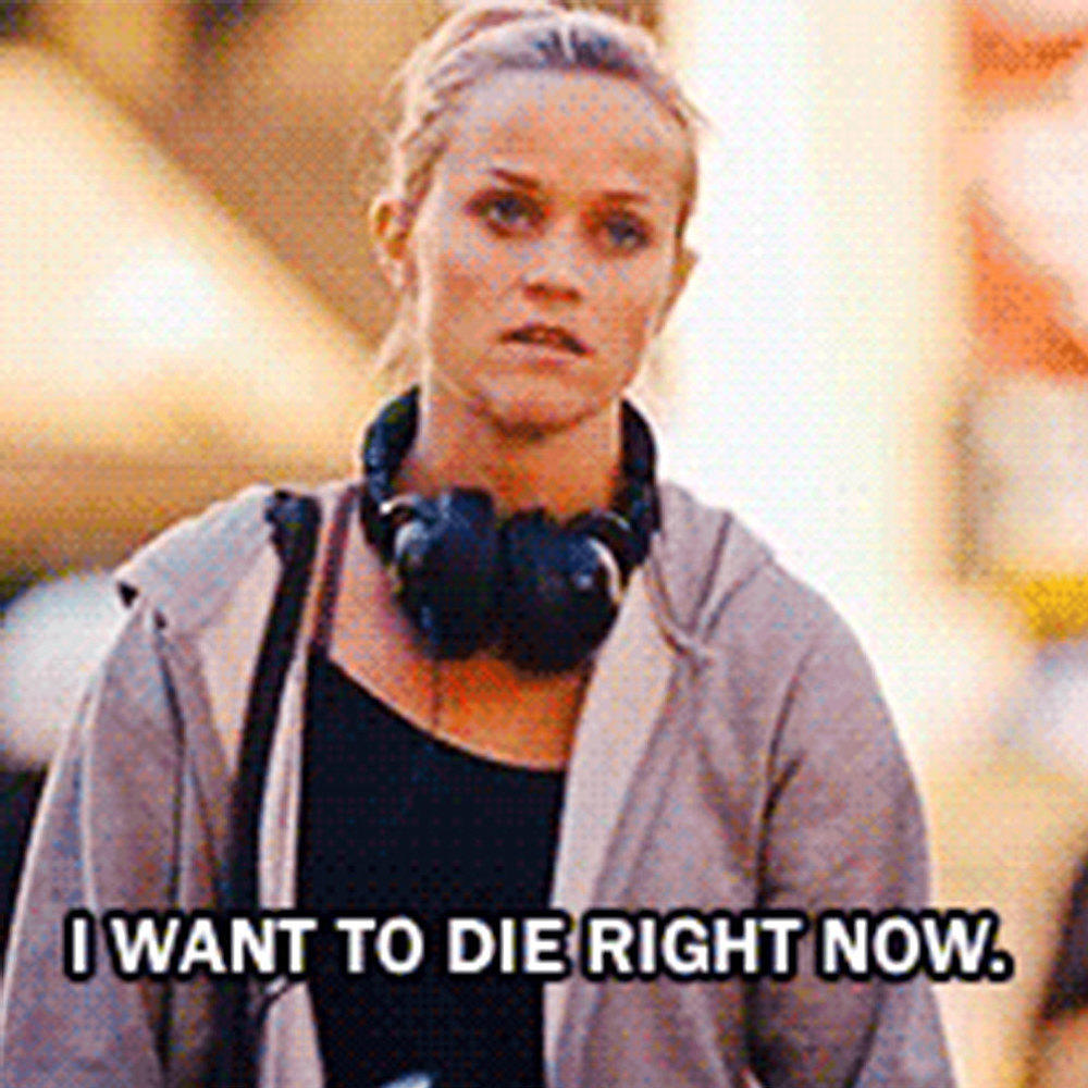 14 Stages of Being Sore After a Workout