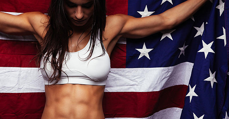 Try This Olympics-Worthy Ab Workout