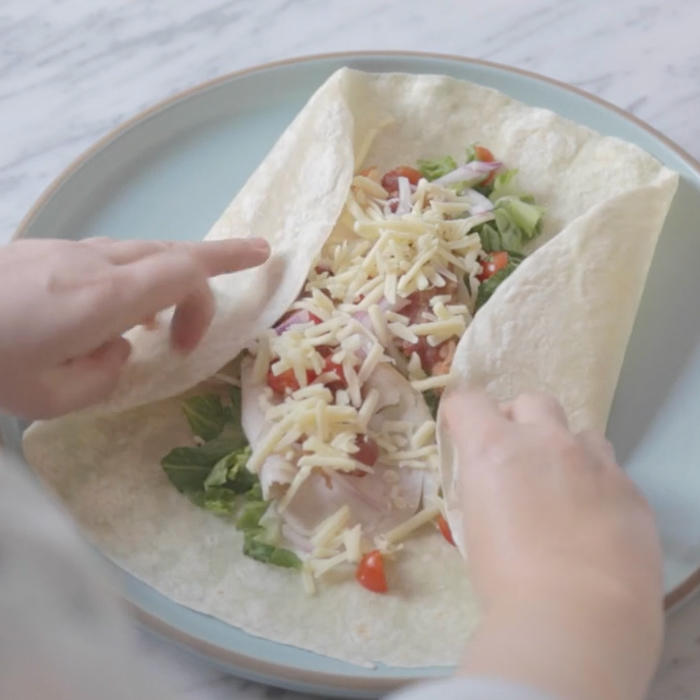 How to Roll the Perfect Wrap