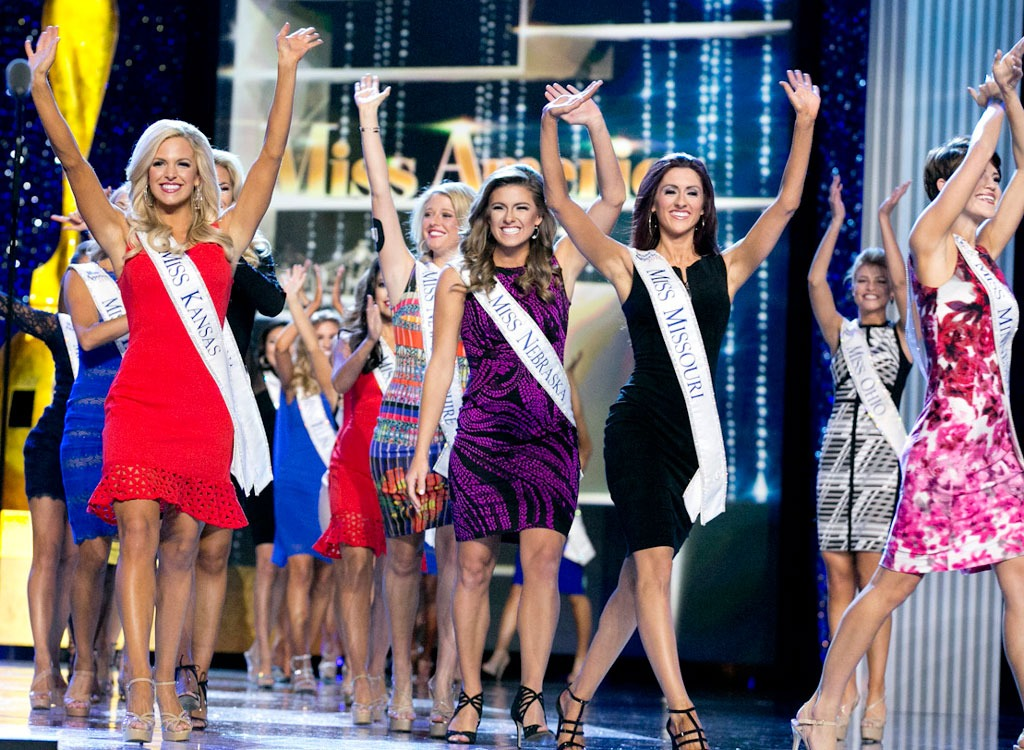 How Miss America Contestants Make Themselves Look Fitter—Overnight
