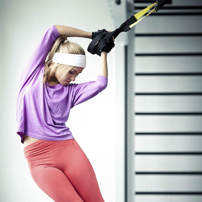 Strengthen, Trim, and Tone in 4 Moves