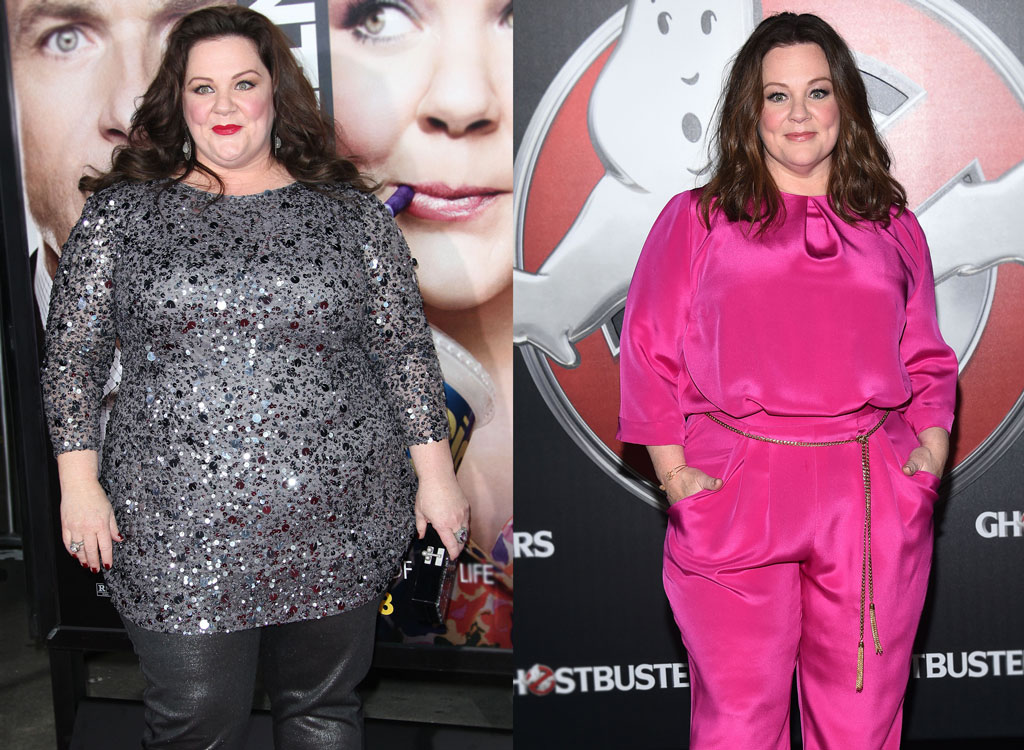 How Melissa McCarthy Dropped 50+ Pounds