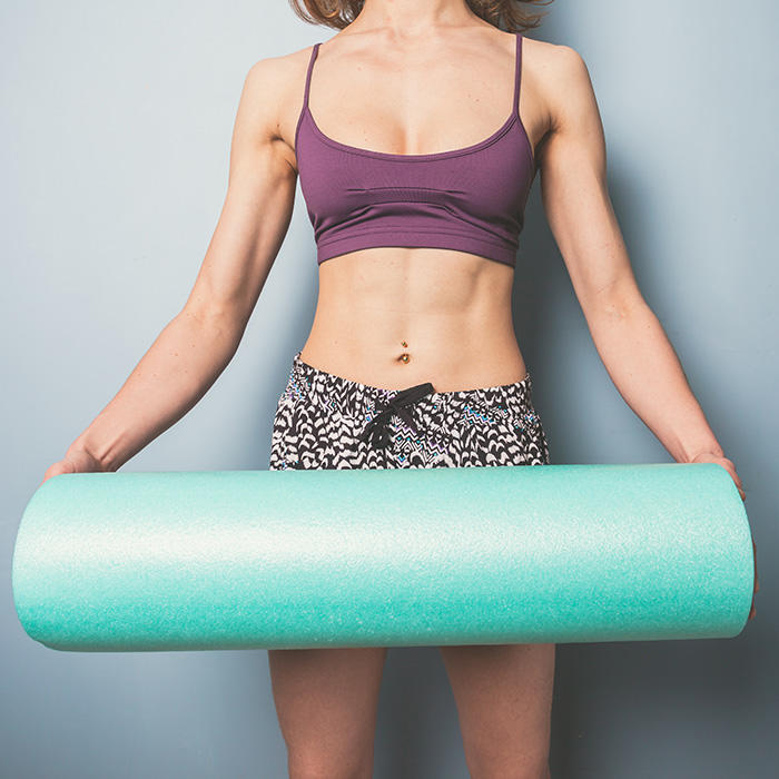 How Bad Is It to Just Foam Roll When You're Sore?