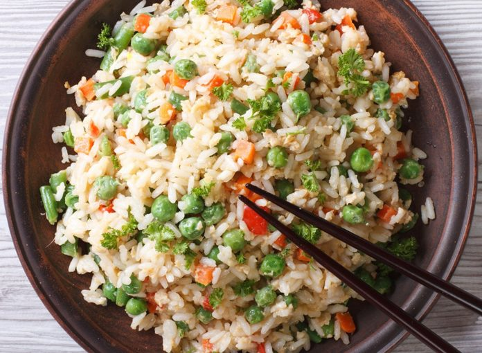 Cut Rice's Calories in Half with This Cooking Trick
