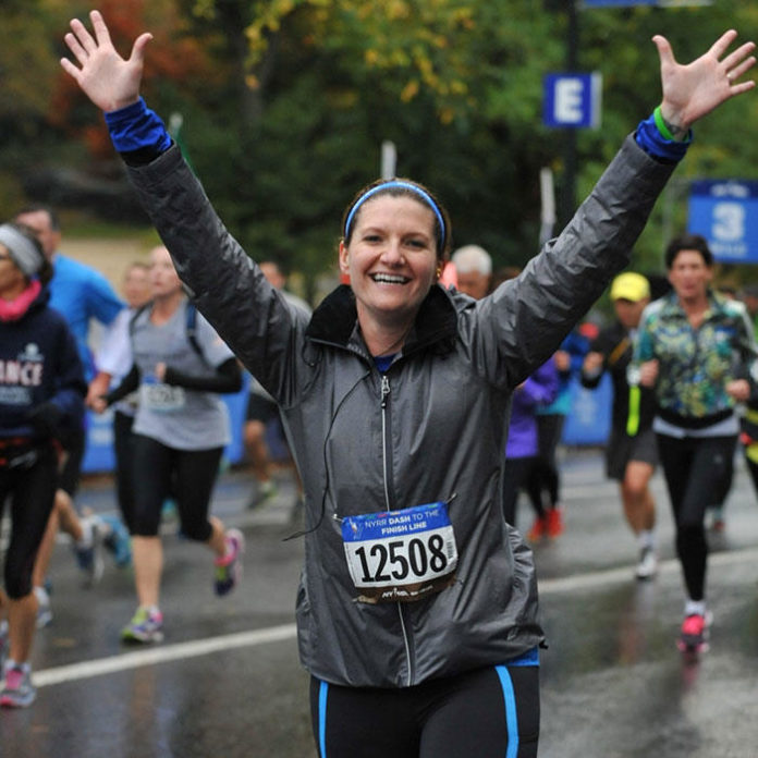 Running Helped Me Overcome Anxiety and Depression