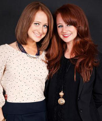 You Told Us: Adrienne and Stephanie of How to Be a Redhead