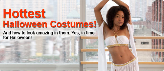 Ready For Sexy Halloween Costumes? Lose Weight in 4 Weeks