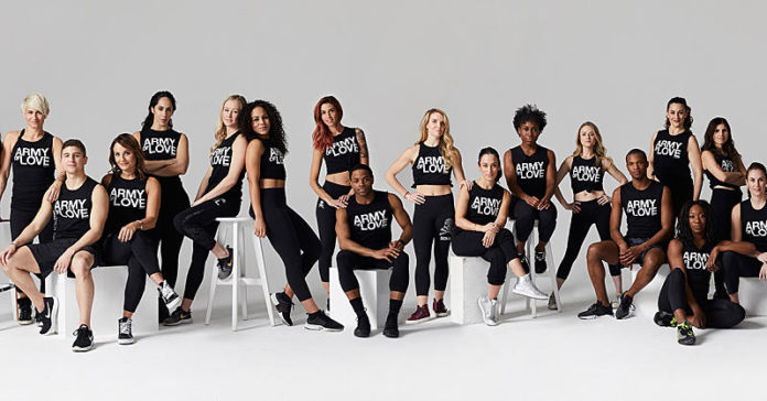 SoulCycle's Army of Love Campaign Will Inspire You