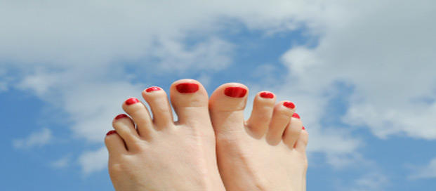 Tips for Toes
