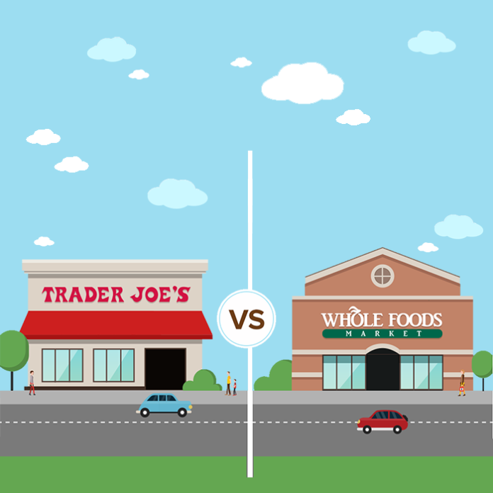 Is It Better to Live Near Trader Joe's or Whole Foods?