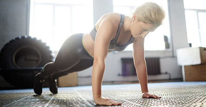 This Crazy-Tough Tabata Workout Will Crush You In 4 Minutes