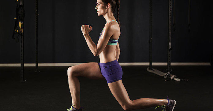The 4-Minute Workout with Moves You've *Never* Seen Before
