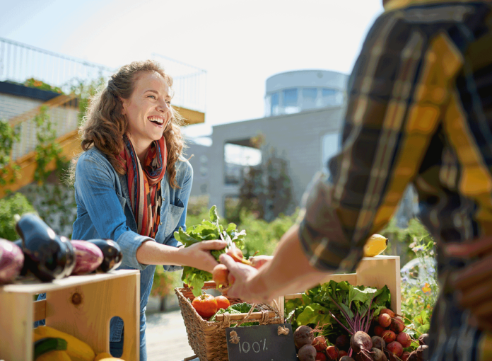 20 Ways to Be More Sustainable When It Comes to Food