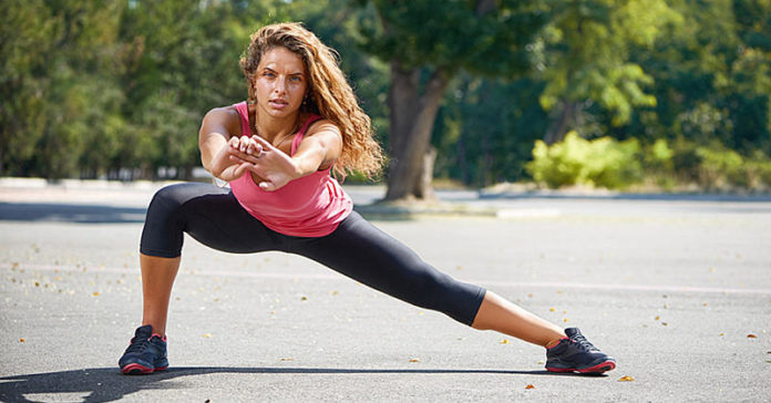 Get Results Fast With This Tabata Workout