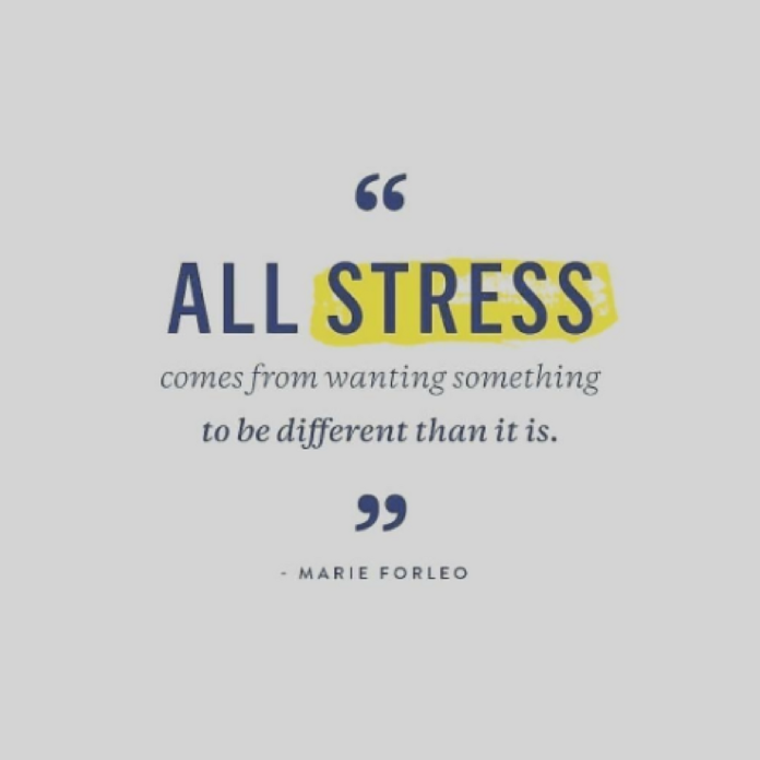 Words of wisdom from Marie Forleo