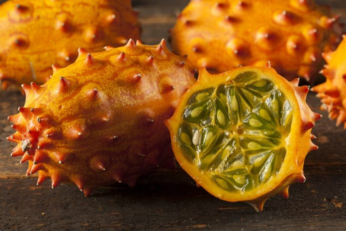 The Kiwano: The Quirky Fruit with Multiple Personalities