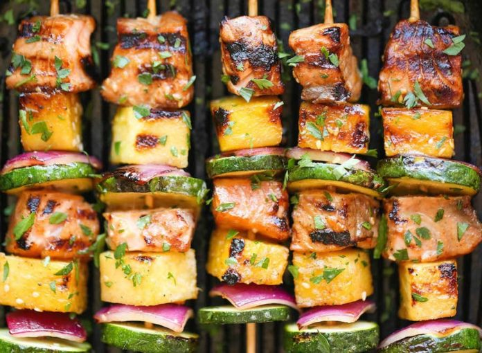 25 Healthy Salmon Recipes You'll Love