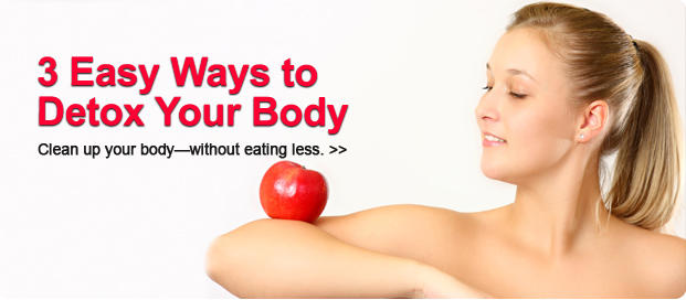Detox Diet Tips: 3 Simple Ways to Cleanse the Body