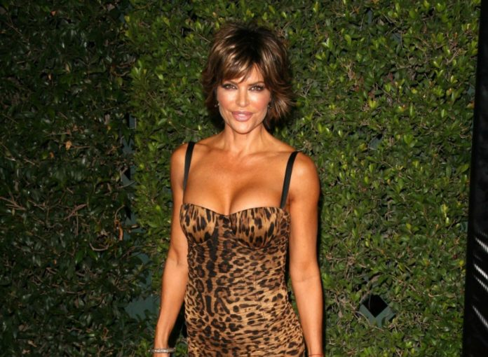 Lisa Rinna's Slimming Spring Side Dishes