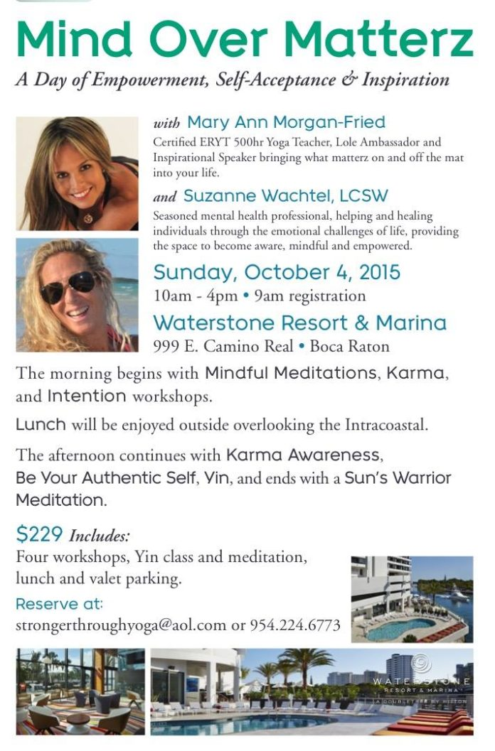 You will not want to miss this amazing retreat day with my precious friend Mary ...