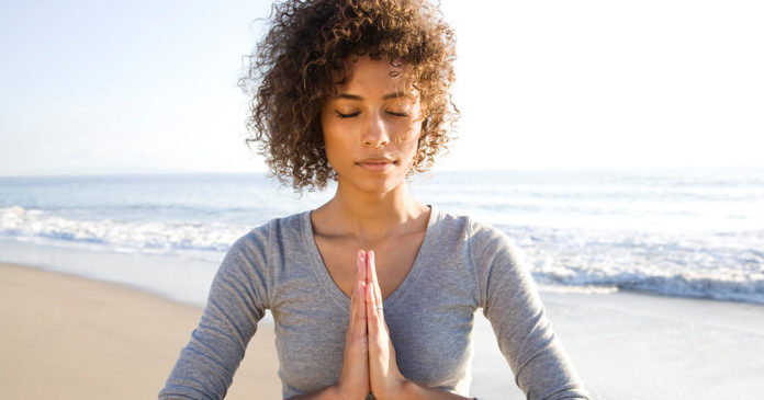 Why Meditation Is the Secret to Younger, Healthier Skin