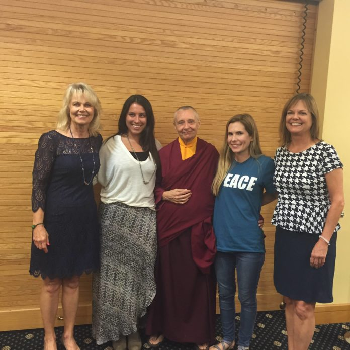 Deeply inspiring and blessed evening- my love and thank you to all and our  Peac...