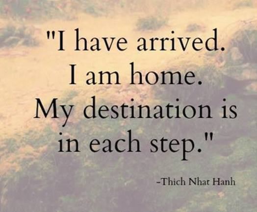 Thich Nhat Hanh has been one of my most profound teachers for 20 years. This is ...