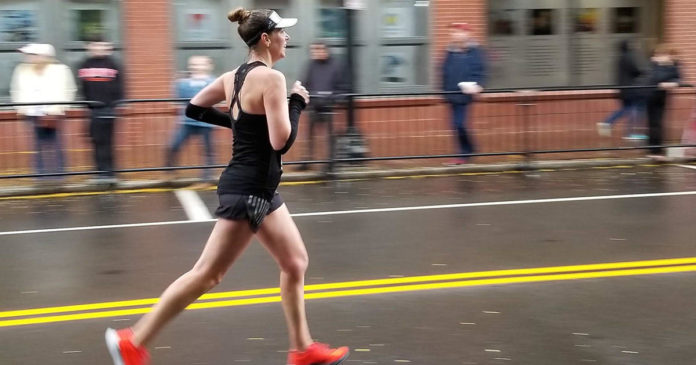 I Crushed My Biggest Running Goal As a 40-Year-Old New Mom