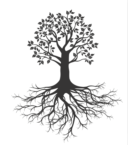 """We are like a magnificent tree with an incredible root system. Even though..."