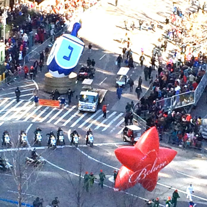 The end of the Parade this year touched my heart with the promise of unity and t...