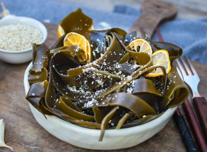 Why Kelp Is Being Touted As The Next Superfood