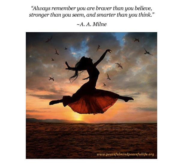 We are magnificent human beings- Find ways this weekend to believe how amazing y...