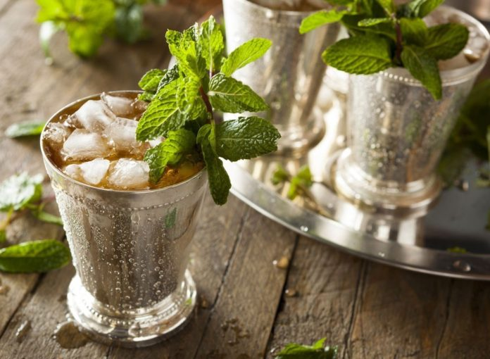 The Story Behind the Mint Julep: A Classic Southern Specialty