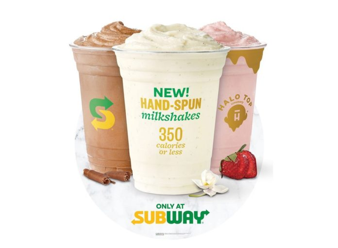 Is Subway's Halo Top Milkshake Healthier Than Other Fast-Food Shakes?