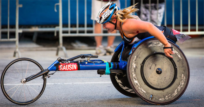 Lessons In Strength and Determination from Two Incredible Wheelchair Runners