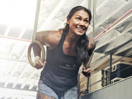 This Woman's Story of Mastering a Muscle-Up Will Inspire You to Try Something Really Hard