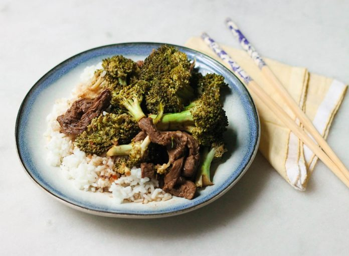 An Easy Crock-Pot Beef and Broccoli Recipe