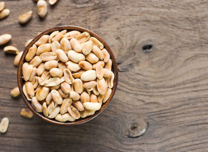 This Is Exactly How Much Protein Peanuts Have