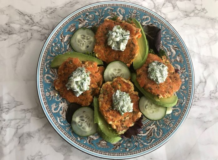 This Is the Best Healthy Salmon Cake Recipe to Make at Home