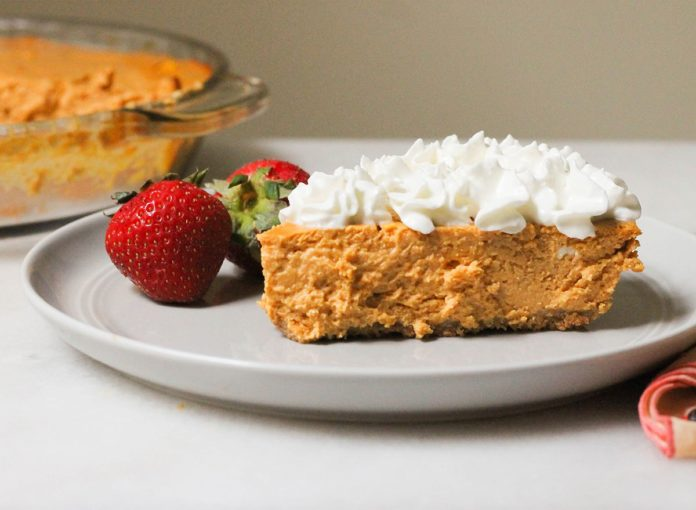 This Is One Pumpkin Cheesecake Recipe That Is Actually Good for You