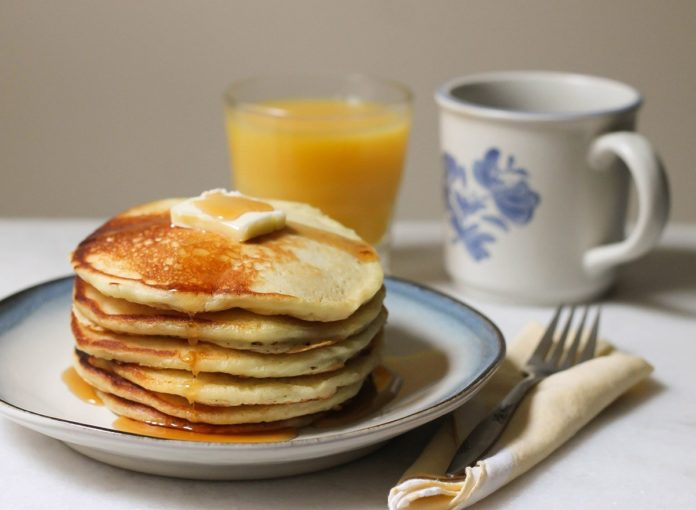 This Copycat Cracker Barrel Pancake Recipe Is So Flippin' Good