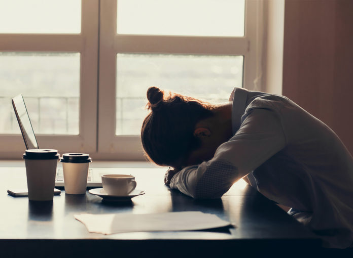 A Vitamin B Deficiency Might Be the Reason You're Tired All the Time