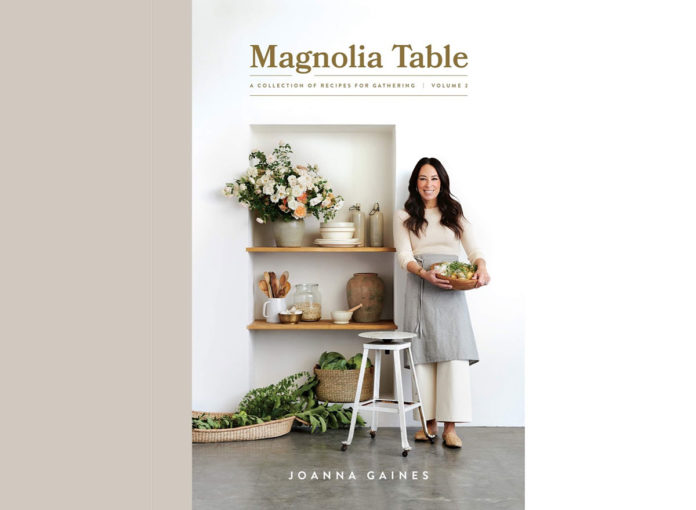 You Can Now Preorder Joanna Gaines' New Cookbook