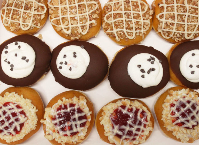 We Tried Krispy Kreme's New Pie Donuts—This Was the Best One