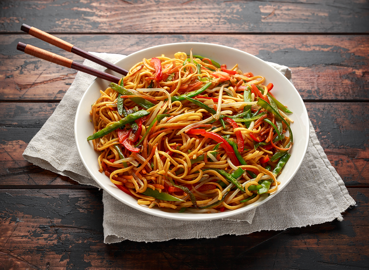 Chow Mein vs. Lo Mein: What's the Real Difference Between ...