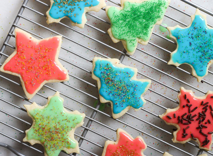 The World's Greatest Sugar Cookie Recipe